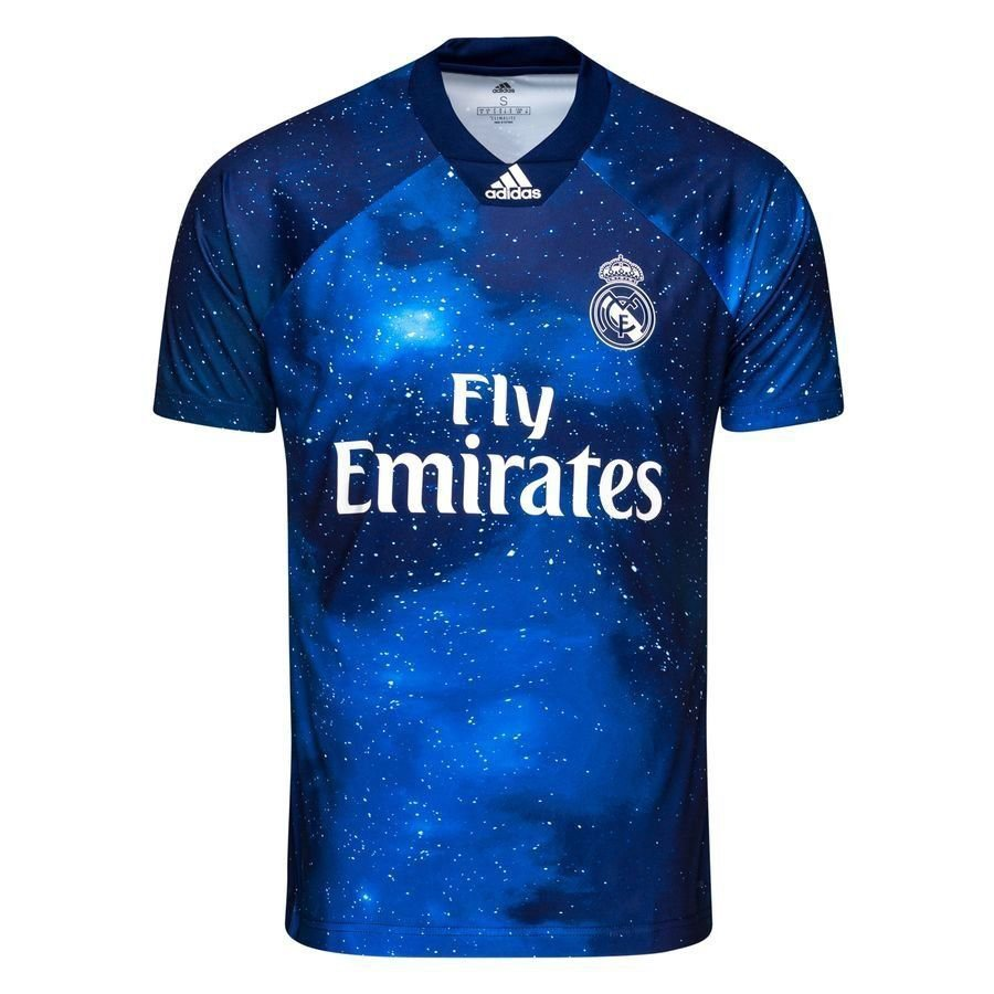 Men's Real Madrid x EA Sports 2018/19 LMTD Edition Fourth Jersey