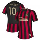 Gonzalo ''Pity'' Martínez #10 Atlanta United FC 2019-2020 MLS Star and Stripes Team Custom Jersey