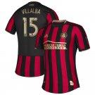 Hector Villalba #15 Atlanta United FC 2019-2020 MLS Star and Stripes Team Custom Jersey