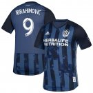 Zlatan Ibrahimovic #9 LA Galaxy adidas 2019-2020 AWAY Team Jersey – Navy