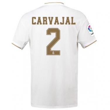 the best attitude 8af3d c5286 Daniel Carvajal #2 Real Madrid adidas 2019/2020 Home Jersey ...