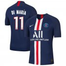 Di María #11 Paris Saint-Germain 19/2020 Home Jersey – BLUE