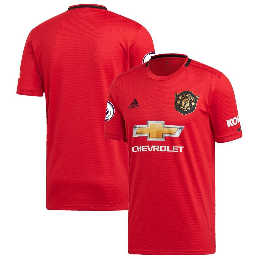 Manchester United 2019/20 Home Jersey