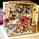 DIY house Sam's book shop 3D puzzle educational toys for children and adults