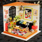 DIY house Cass's Music Hall 3D puzzle educational toys for children and adults