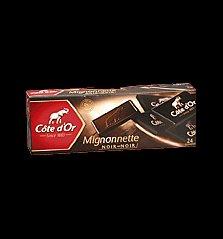 Côte d'Or Mignonnette Noir de Noir 240 gr. (0.53 Lbs)