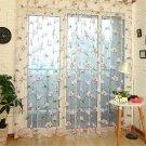 Home Decoration Sheers Curtain Window Screen Curtain