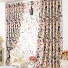 Butterfly Curtain Drapes Blackout 100% Curtains Home Decoration