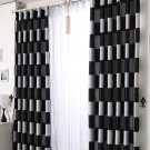"Vintage Blackout 100% Cotton Velvet Lined Curtain Long Door Panel-39"" W X 98"" L"