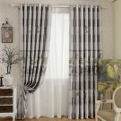 New Curtains for Windows Drapes Modern elegant noble print shade curtain for living room bedroom