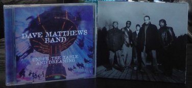 """CD - Dave Mathews Band """"Under the Table and Dreaming"""" Dave Mathews Band Everyday"""