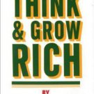 Think and Grow Rich by Napoleon Hill (1987, Paperback)