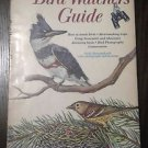 The Bird Watcher's Guide - Golden Press hardcover book