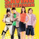Saving Silverman PG-13 Version DVD Jack Black Amanda Peet Jason Biggs Steve Zahn