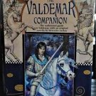 THE VALDEMAR COMPANION ed John Helfers / Denise Little, 2001 DAW, 1st Ed., HCDJ