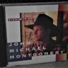 3 CD's, John Michael Montgomery- Kickin it up, Leave a Mark, Life's a Dance
