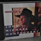 3 CD's, John Michael Montgomery- Kickin it up, Leave a Mark, Life's a Dance