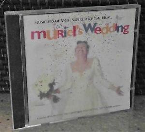 3 CD's Original Soundtracks : Muriels Wedding ,Cocktail & Good Morning Vietnam