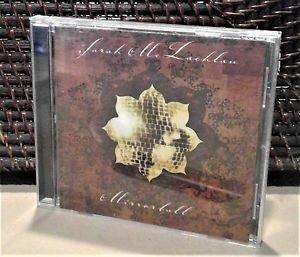 2 CD's Sarah McLachlan : Mirrorball CD, Fumbling towards ecstasy