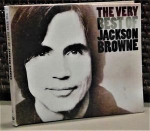 4 Disc The Very Best of Jackson Browne and The best of Jackson Browne CD