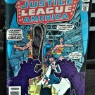 Justice League of America Comic Book #202, DC Comics 1982