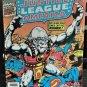 JUSTICE LEAGUE OF AMERICA, #196, Vol 22, November, DC Comics, 1981