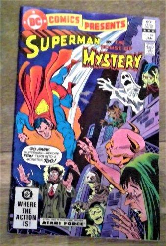 DC Comics Presents #53    High Grade NM+   Superman   House of Mystery
