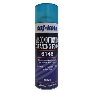 TufSeal 6146 - Air Conditioner Coil Cleaner & Disinfectant Foam 500ml Free Ship
