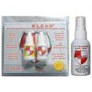 PROKLEAR  Anti Glare Anti Rain Windshield/Glass Water Repellant  & Anti Fog Free