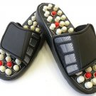 Acupressure Power Foot Mat Full Body Relaxer Natural Leg Foot Massager Slippers
