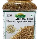 Satymev Alfalfa Seeds /rajko /medicago /sativa /lucerne ,250gms Free Shipping