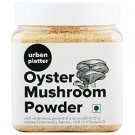 Natural & 100 % Fresh Pure Urban Platter Dried Oyster Mushroom Powder, 200g