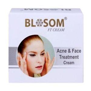 Lasky Herbal BLOSOM Face Treatment Cream (50 g)Anti Acne blemish face mark Treat