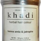 Khadi Natural Hair Colour Henna Amla & Jatropha (150g)improves tensile strength