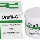 Prevest DenPro Orafil G, Dental Products Temporary Teeth Filling material 40 gm