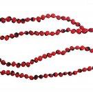 Gunja Mala Gurinvida Mala Laal Chirmi Mala 100% Original with 108 + 1 Beads for