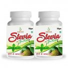 IndFresh Stevia Green leaves Powder / Natural Sugar Free Sweetener, 100gm