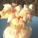 4in. Beach Wedding White Pearl Seashell Skewers Toothpicks Party Picks Cocktail