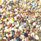 4oz Glass Earth Mini Pebbles Crafts Aquarium Stones Jewels Gem Fairy Garden Mix