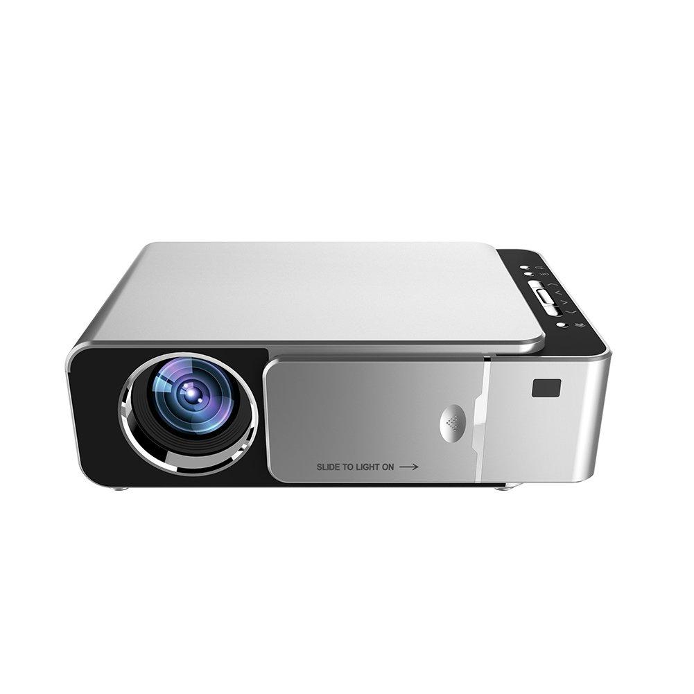 Portable Mini LED Cinema Video Digital HD Home Theater Beamer Projector US Plug