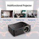 Portable Home Cinema HD 1080P TV/Multimedia Player/ Video Projector (US Plug)