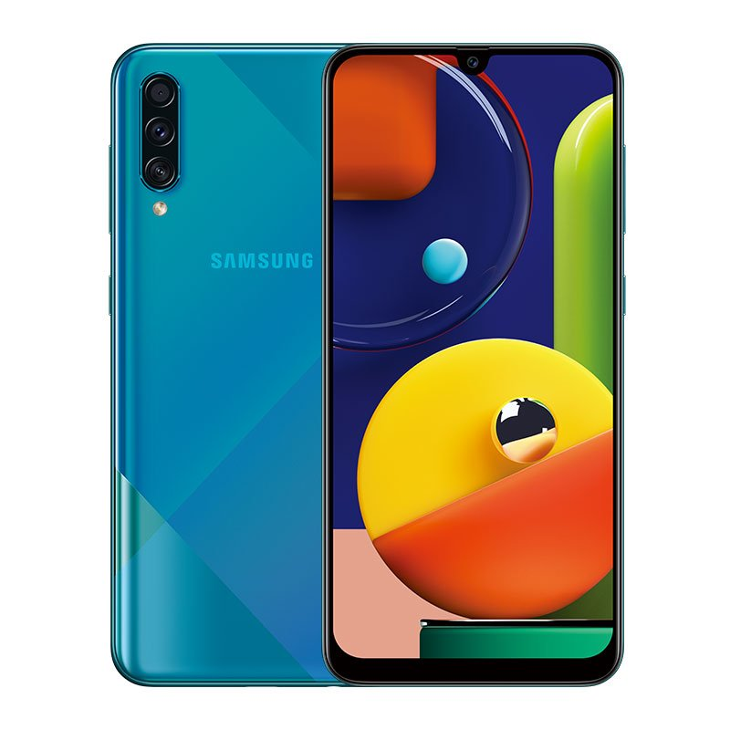 Samsung Galaxy A50S  6.4-inch 6GB+ 128GB Android smartphone