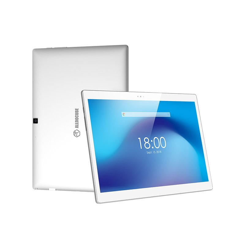U1005X(X) 10.5-inch Android Tablet PC 4GB + 64GB (Front-white Back-silver)