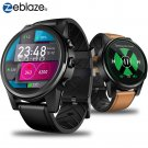 4G SmartWatch 1.6-inch Display:  ZeBlaze Thor 4 PRO 16GB, 600mAh (Black)