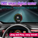 P15 HUD OBD Smart Digital Meter Heads up Display