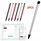 Stylus Pen for Capacitive Touch Screens (2 pcs) (Black)