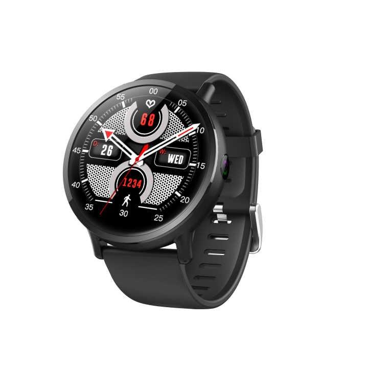 LEMFO LEM X Men's 4G Phone Watch