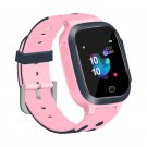 S-16 1.44-inch Touchscreen Smart Telephone Watch for Kids (pink)