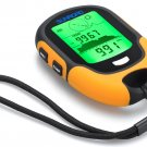 Sunroad FR500 Multifunction Altimeter - Barometer, Compass, Thermometer, Hygrometer, LED Torch, IPX4