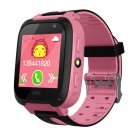 Anti-lost Kids Safe SmartWatch Phone (pink)